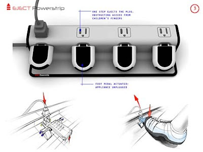 Cool Creative and Modern Extension Cords and Powerstrips (30) 13