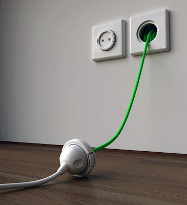 Cool Creative and Modern Extension Cords and Powerstrips (30) 4
