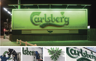 Creative Advertising Billboards and Posters Created With Multiple Pieces (45) 14