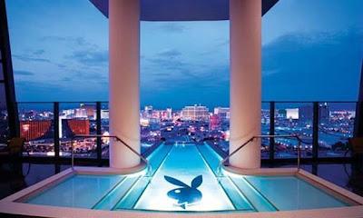Hugh Hefner Sky Villa, Palms Hotel