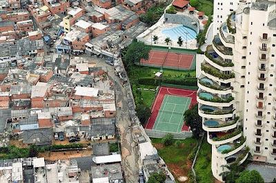 Paraisópolis Favela, Morumbi, SaoPaulo