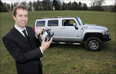 Remote Control Hummer (4) 3