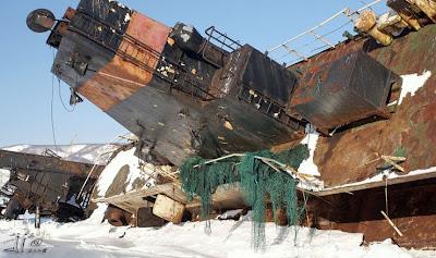 Frozen Ships (12) 5