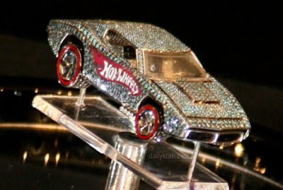 The world's most expensive toy car (3) 1