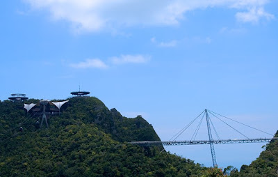 Interesting Pedestrian Bridge - Pulau Langkawi, Sky Bridge (6) 1