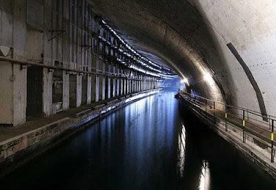 Soviet Underground Submarine Station (20) 18