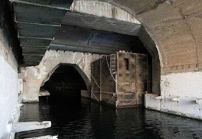 Soviet Underground Submarine Station (20) 5