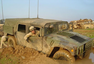 Cars Confronting Mud (9) 6