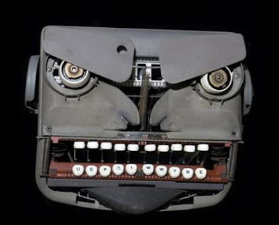 Typewriter Sculptures (7)  1