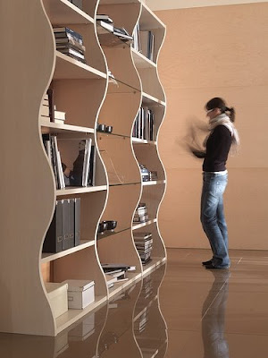 Creative and Stylish Bookshelf and Bookcase Designs- Part: 3 (10) 11