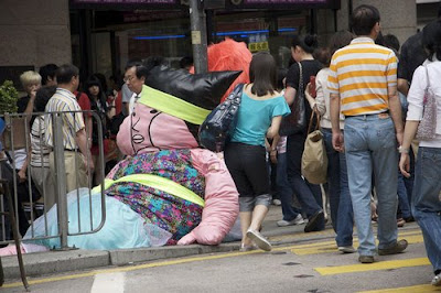 Streets Of Hong Kong (2) 1