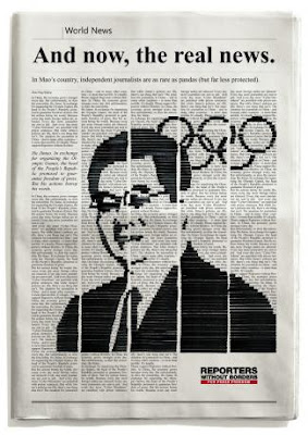 Creative Advertisements Of Reporters Without Borders (7) 3