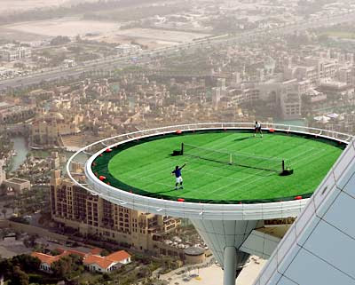 World's highest tennis court (4) 2