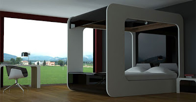 Most Creative and Coolest Bed Designs (10) 1
