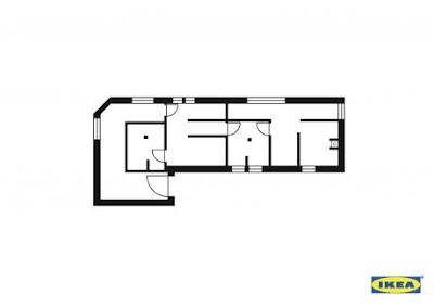 Creative Ikea Advertisements (3) 3