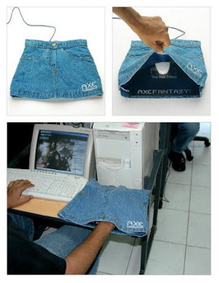Creative and Clever Mousepad Advertisements (5) 2