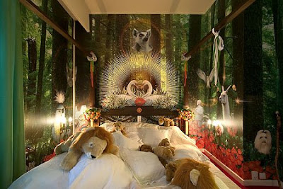 Artistic Hotel Rooms (11) 10