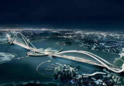 The Largest And Tallest Spanning Arch Bridge In The World (3) 1
