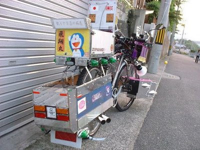 Dekochari - Japanese Art Bike (11) 9