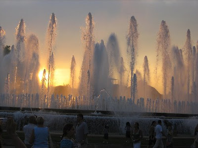Montjuic's Magic Fountain (11) 9