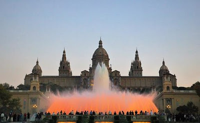 Montjuic's Magic Fountain (11) 1