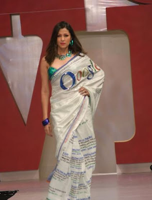 Google Sari By Satya Paul (2) 2