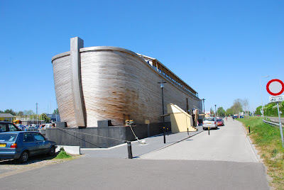 Noah's Ark Replica By Johan Huibers (12) 1