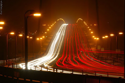 Amazing Light Trail Photographs (11) 9