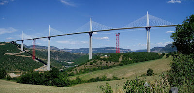 The Tallest Vehicular Bridge In The World - The Millau Viaduct (11) 3