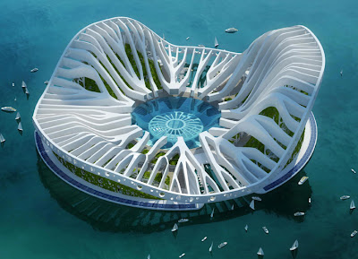 Lilypad - A Floating Ecopolis (8) 5