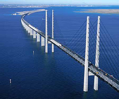 Oresund Bridge, Sweden / Denmark