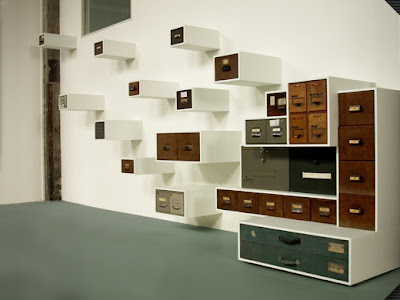 Drawers On The Wall (4) 2