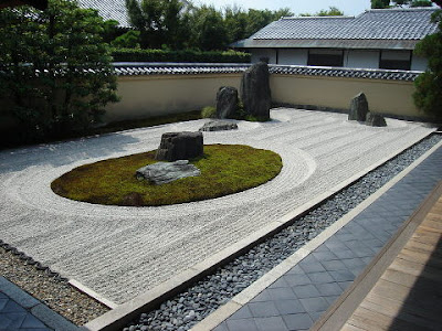 Dry Landscape Garden (9) 9