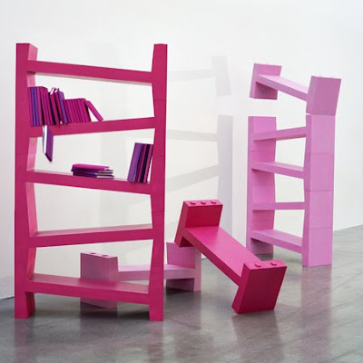 Creative and Stylish Bookcase Designs - Part: 6 (12) 6