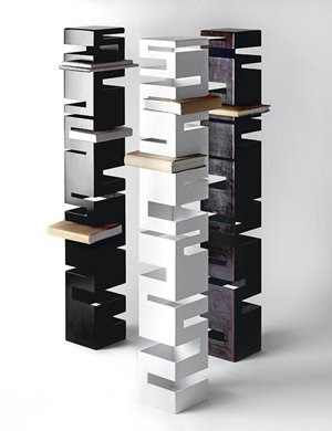 Creative and Stylish Bookcase Designs - Part: 6 (12) 4