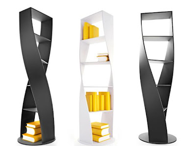 Innovative and Cool Bookcase Designs (12) 2