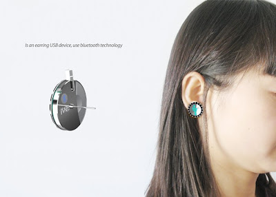Creative and Innovative Bluetooth Jewelry (11) 12