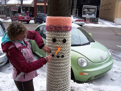 Creative and Cool Knitting Art Creations (35) 8