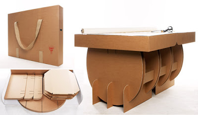 Creative Cardboard Furniture Designs (20) 1