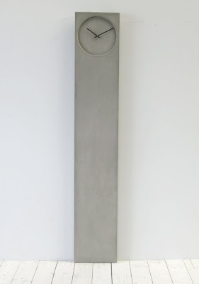 Concrete Clocks (2) 1