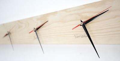 Log Clock (4) 2