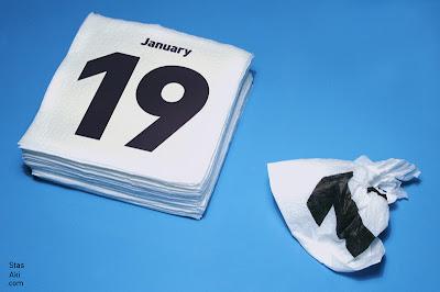 Napkins Calendar (3) 2