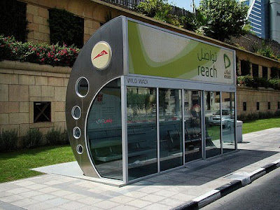 25 More Cool And Unusual Bus Stops (25) 6