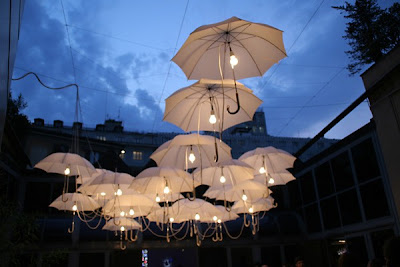 Umbrella Art Installations (30) 6