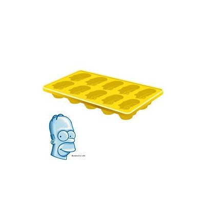 Homer Ice Cube Tray
