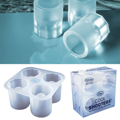 Coolshooters Ice Cube Tray