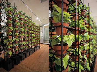 Green Walls Vertical Gardens And Sky Farms
