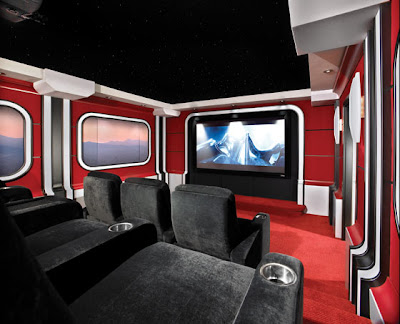 36 Creative and Cool Home Theater Designs (70) 50