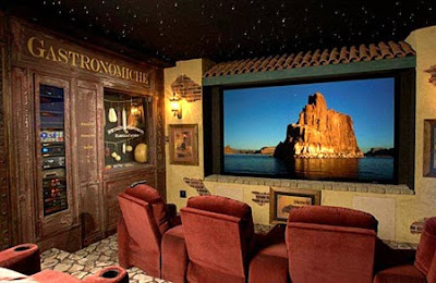 36 Creative and Cool Home Theater Designs (70) 19