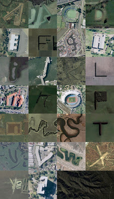 Google Maps Alphabet